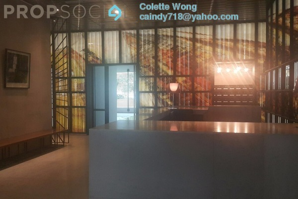 Condominium For Sale in 6 CapSquare, Dang Wangi Freehold Fully Furnished 3R/3B 1.98m