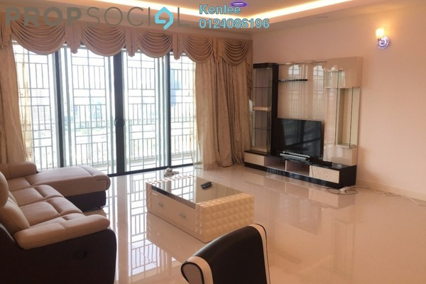 Condominium For Rent in Setia Sky Residences, KLCC Freehold Fully Furnished 3R/3B 6k