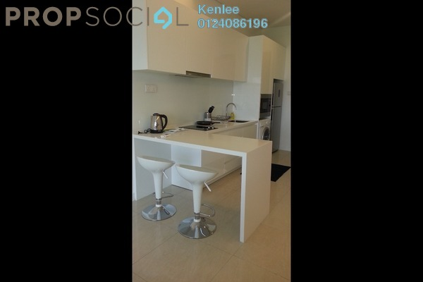 Condominium For Rent in The Horizon Residences, KLCC Freehold Fully Furnished 1R/1B 2.5k