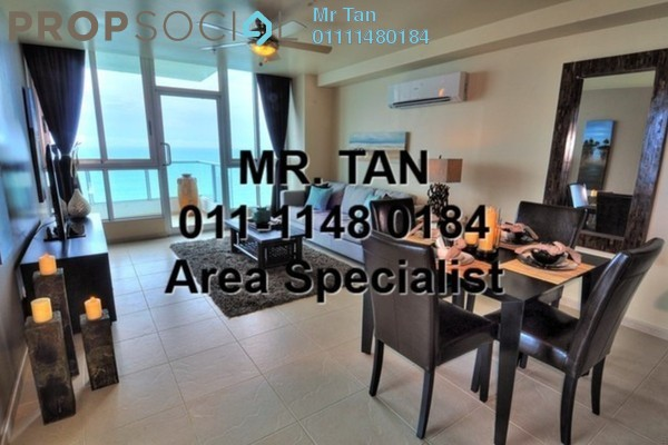 Apartment For Sale in Mentari Court 1, Bandar Sunway Leasehold Fully Furnished 3R/2B 205k