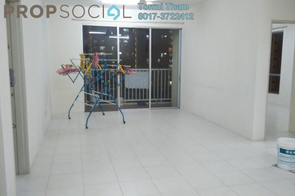 Condominium For Sale in Platinum Lake PV15, Setapak Leasehold Semi Furnished 4R/2B 565k