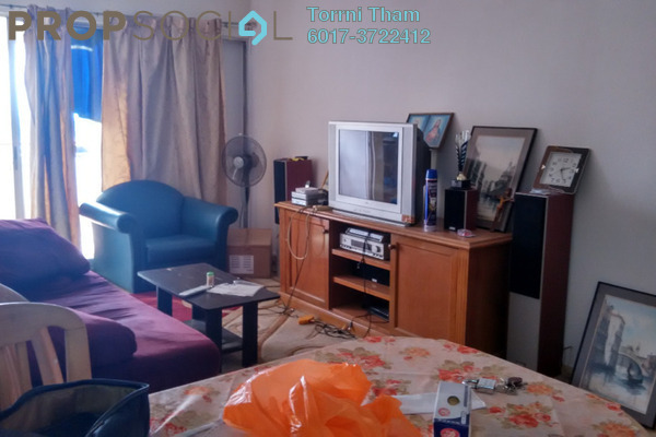 Condominium For Sale in Ketumbar Heights, Cheras Freehold Unfurnished 3R/2B 298k