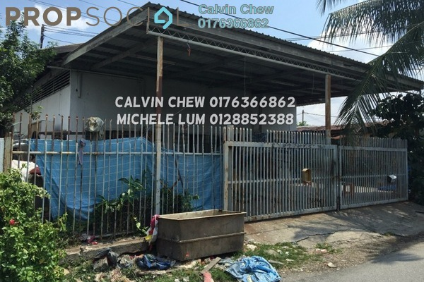 Bungalow For Sale in Taman Jinma, Seri Kembangan Leasehold Unfurnished 2R/2B 857k