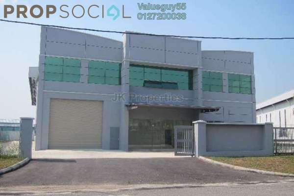 Factory For Sale in Bandar Kangkar Pulai, Pulai Freehold unfurnished 0R/0B 3.8m