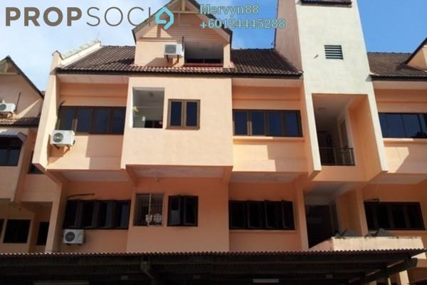 Condominium For Sale in Mutiara Upper East, Desa Pandan Leasehold Semi Furnished 3R/2B 560k