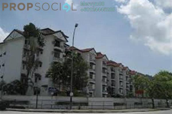 Condominium For Sale in Villa Aman, Ampang Hilir Freehold Fully Furnished 3R/2B 300k