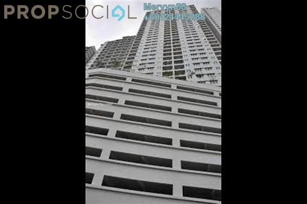 Condominium For Sale in BL Garden, Farlim Freehold Semi Furnished 3R/2B 330k