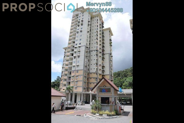 For Sale Condominium at Desa Cantik, Air Itam Freehold Semi Furnished 3R/2B 350k