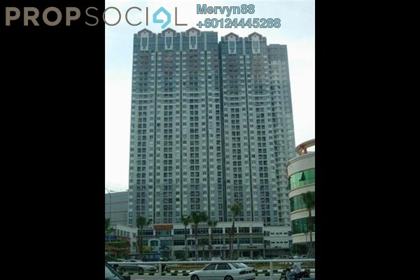 Apartment For Sale in BJ Court, Bukit Jambul Freehold Unfurnished 3R/2B 255k