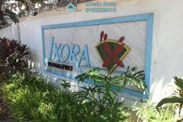 Apartment For Rent in Ixora Apartment, Pudu Leasehold Fully Furnished 3R/2B 1.8k