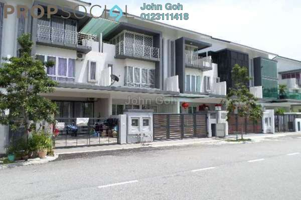 For Sale Terrace at Taman Puchong Prima, Puchong Freehold Unfurnished 4R/5B 998k