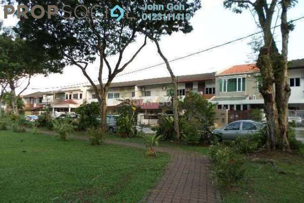 Terrace For Rent in Section 17, Petaling Jaya Freehold Unfurnished 5R/3B 2.13k