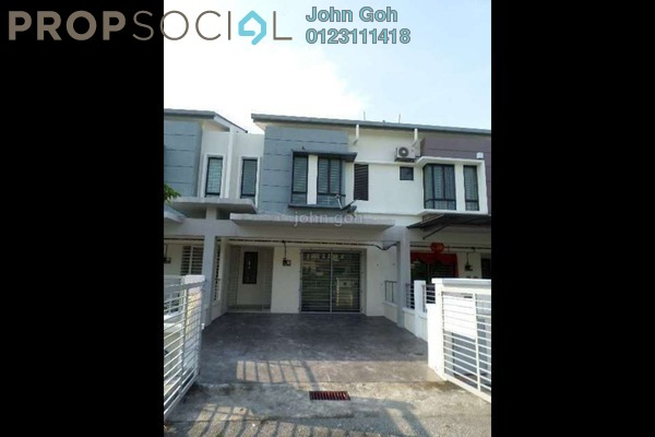 Terrace For Rent in Taman Putra Impiana, Puchong Leasehold Unfurnished 4R/3B 1.55k