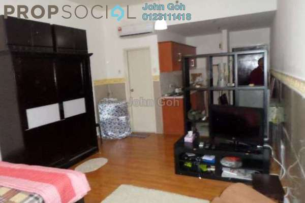 Serviced Residence For Rent in Maytower, Dang Wangi Freehold Fully Furnished 1R/1B 1.59k
