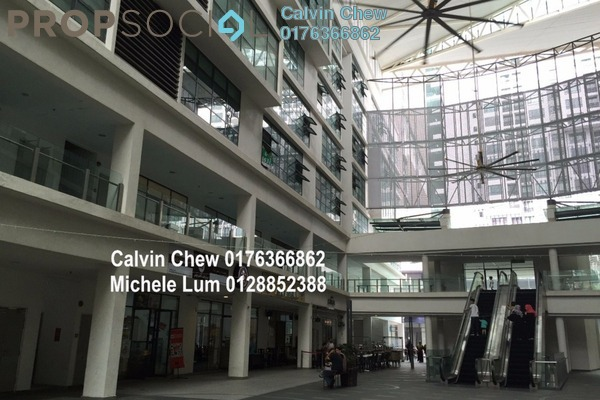 Office For Sale in Street Mall @ One South, Seri Kembangan Leasehold Semi Furnished 0R/0B 268k