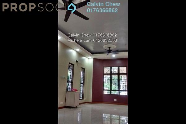 Semi-Detached For Rent in Precinct 8, Putrajaya Freehold Semi Furnished 5R/6B 3.5k