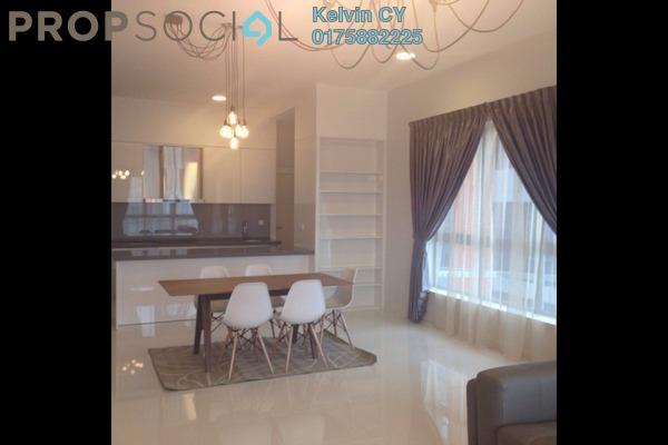 For Sale Condominium at 6 Ceylon, Bukit Ceylon Freehold Semi Furnished 2R/2B 1.26m