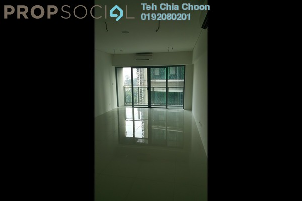 SoHo/Studio For Rent in Summer Suites, KLCC Leasehold Semi Furnished 1R/1B 1.7k