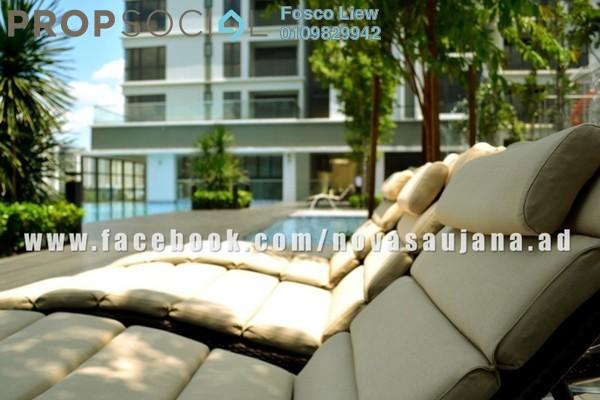 For Rent Serviced Residence at Nova Saujana, Saujana Freehold Semi Furnished 0R/0B 1.5k