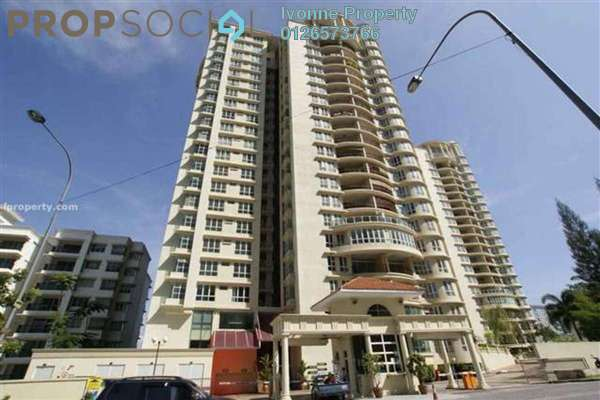 For Rent Condominium at La Grande Kiara, Mont Kiara Freehold Fully Furnished 3R/4B 5k