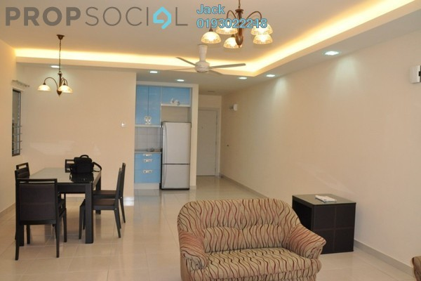 Condominium For Sale in I Residence, Kota Damansara Leasehold Semi Furnished 3R/2B 650k