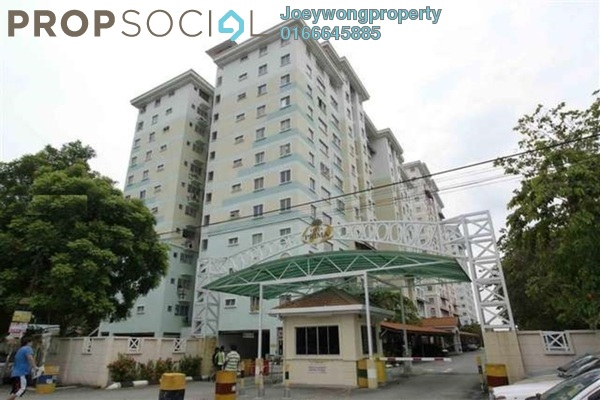 For Sale Condominium at Vista Prima, Puchong Leasehold Fully Furnished 3R/2B 300k