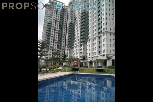Condominium For Rent in Metropolitan Square, Damansara Perdana Leasehold Semi Furnished 1R/1B 1.5k