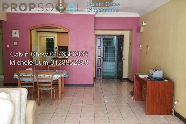 Condominium For Rent in Vista Komanwel, Bukit Jalil Freehold Fully Furnished 3R/2B 2k