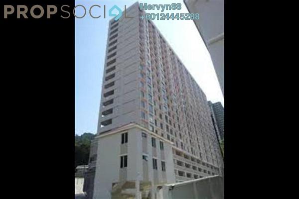 For Sale Apartment at Suria Vista, Paya Terubong Freehold Semi Furnished 3R/2B 280k