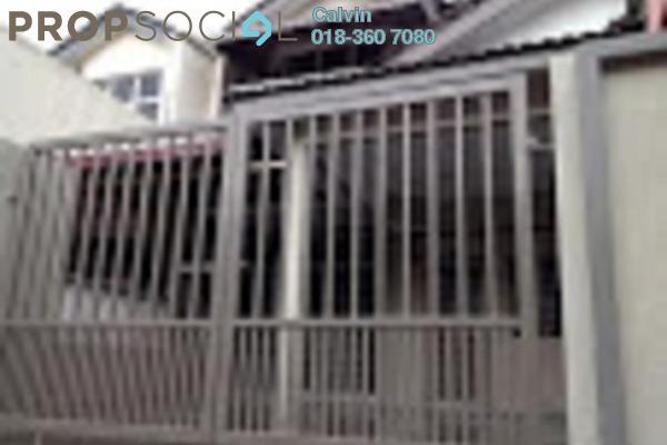 Terrace For Sale in Bandar Rinching, Semenyih Freehold Semi Furnished 4R/3B 350k