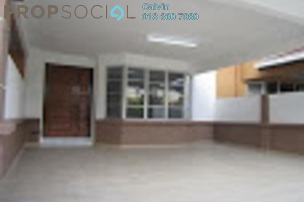 Terrace For Sale in Desa Latania, Shah Alam Leasehold Semi Furnished 4R/3B 485k