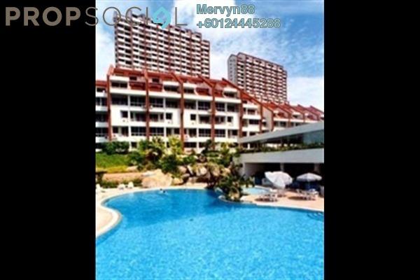 Condominium For Sale in Mar Vista, Tanjung Bungah Freehold Semi Furnished 2R/2B 400k