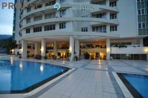 Condominium For Sale in The Straits Regency, Tanjung Bungah Freehold Fully Furnished 4R/3B 950k