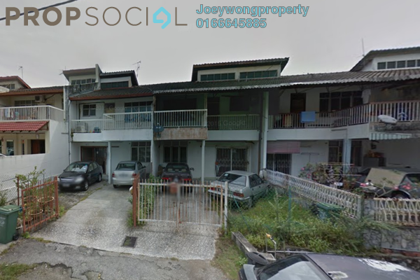 Terrace For Rent in Taman OUG, Old Klang Road Freehold Unfurnished 4R/3B 1.7k