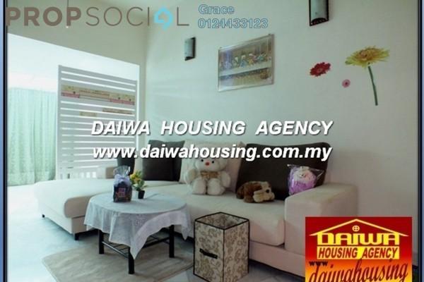 Apartment For Sale in Mutiara Upper East, Desa Pandan Leasehold Fully Furnished 3R/2B 630k