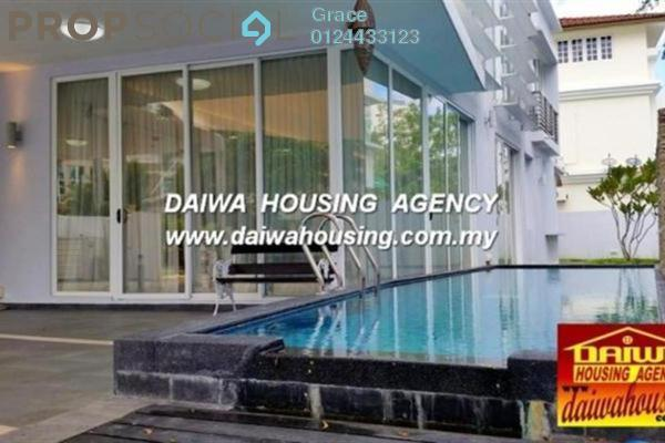 For Sale Bungalow at 25 Lebuhraya Scot, Pulau Tikus Freehold Fully Furnished 6R/6B 5.2m