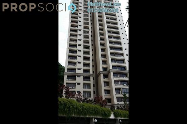 Condominium For Rent in Miami Green, Batu Ferringhi Freehold Unfurnished 3R/2B 2.2k
