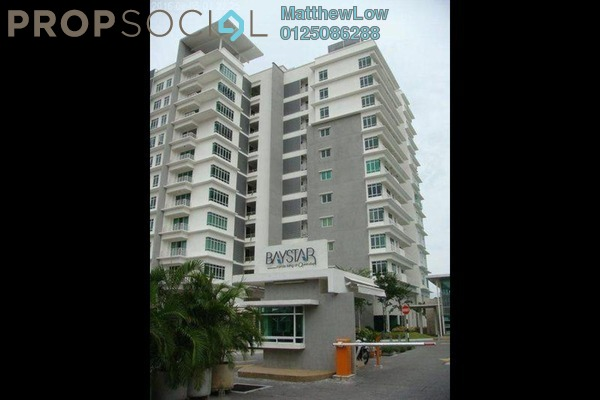 Condominium For Rent in BayStar, Bayan Indah Freehold Unfurnished 3R/4B 7k