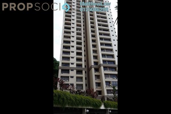 Condominium For Rent in Miami Green, Batu Ferringhi Freehold Unfurnished 3R/2B 2.5k