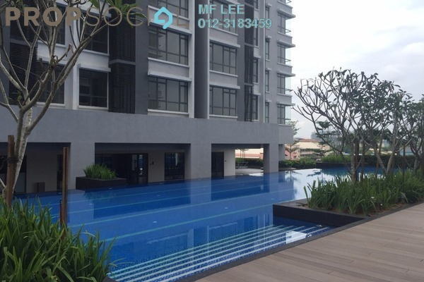 Condominium For Sale in Paramount Utropolis, Glenmarie Freehold Semi Furnished 3R/2B 610k
