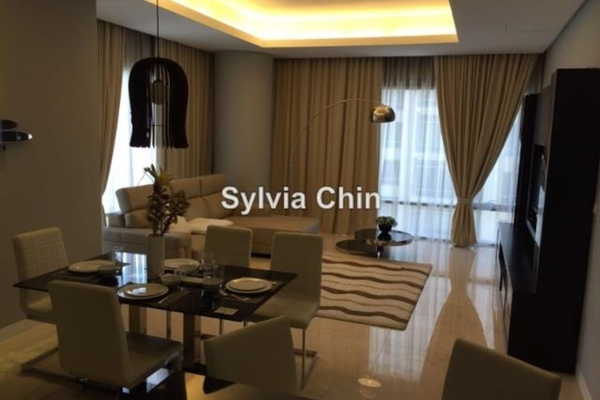 Serviced Residence For Rent in Pavilion Residences, Bukit Bintang Leasehold Unfurnished 2R/2B 9.5k