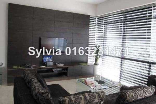 Condominium For Rent in Panorama, KLCC Leasehold Unfurnished 2R/2B 7k
