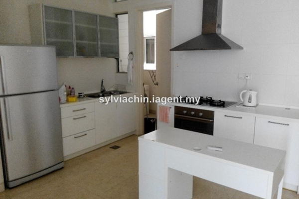 Condominium For Rent in Idaman Residence, KLCC Leasehold Unfurnished 2R/2B 5k