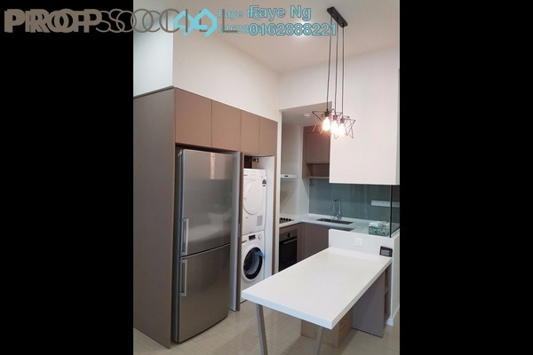 Condominium For Rent in Twin Arkz, Bukit Jalil Freehold Fully Furnished 2R/2B 3k