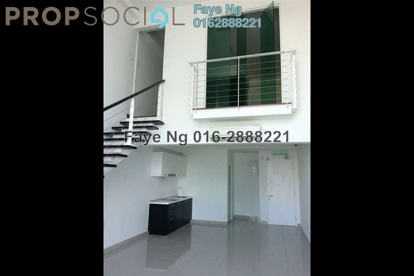 Condominium For Rent in The Scott Soho, Old Klang Road Freehold Semi Furnished 1R/1B 1.6k
