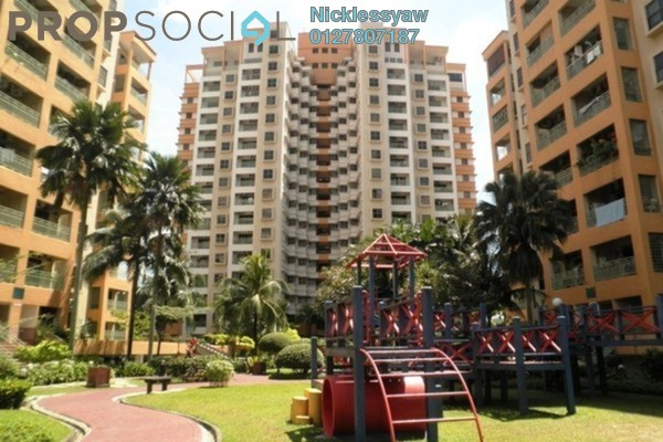 Condominium For Rent in Palmville, Bandar Sunway Leasehold Fully Furnished 3R/3B 2.9k
