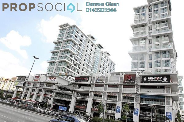 Condominium For Rent in The Scott Soho, Old Klang Road Freehold Semi Furnished 1R/2B 1.5k