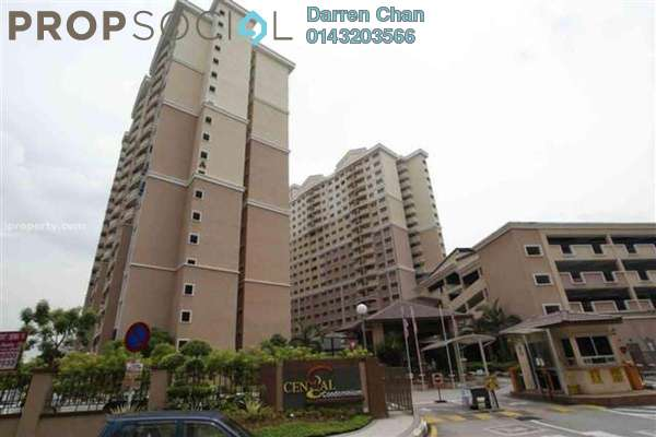 Condominium For Rent in Cengal Condominium, Bandar Sri Permaisuri Leasehold Semi Furnished 3R/2B 1.8k