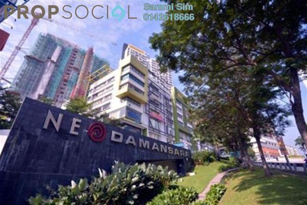 Serviced Residence For Sale in Neo Damansara, Damansara Perdana Leasehold Fully Furnished 0R/1B 355k