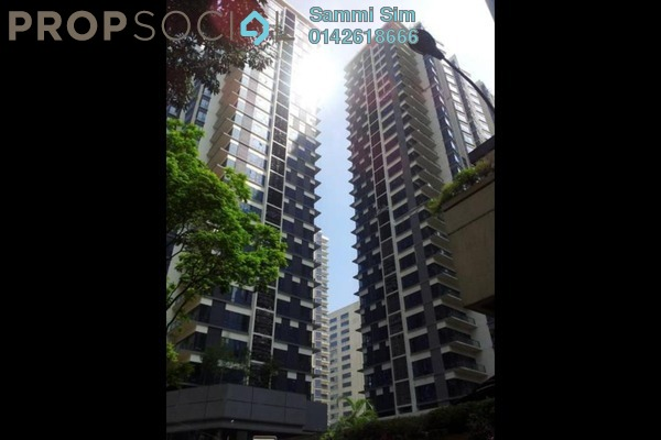 Condominium For Sale in St Mary Residences, KLCC Freehold Fully Furnished 1R/2B 1.45m